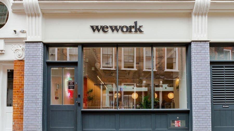 wework - 13 Meard Street, W1F - Soho (Opening Apr 2020)