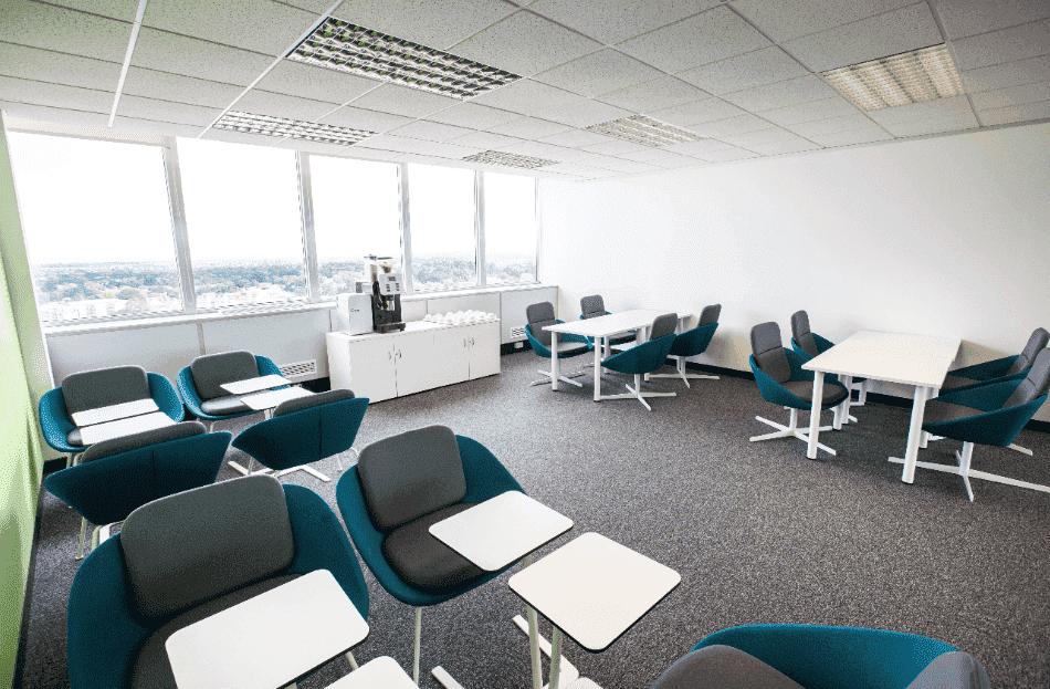 Oxford Innovation - Ocean House - Bracknell Enterprise and Innovation Centre - The Ring, RG12 - Bracknell