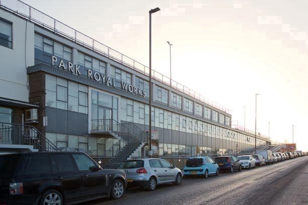 Bank Studios - 19-23 Park Royal Road, NW10 - Acton (3 yr min term )