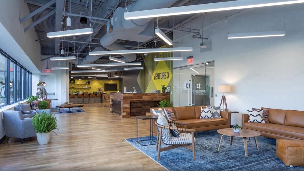 Venture X - Frontier RTP - 600 Park Offices Drive - NC
