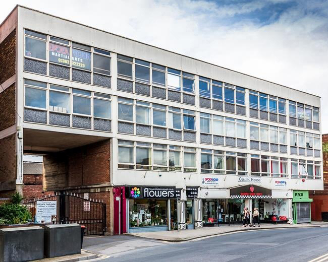 Ascent Properties - Cussins House - Wood Street, DN1 - Doncaster