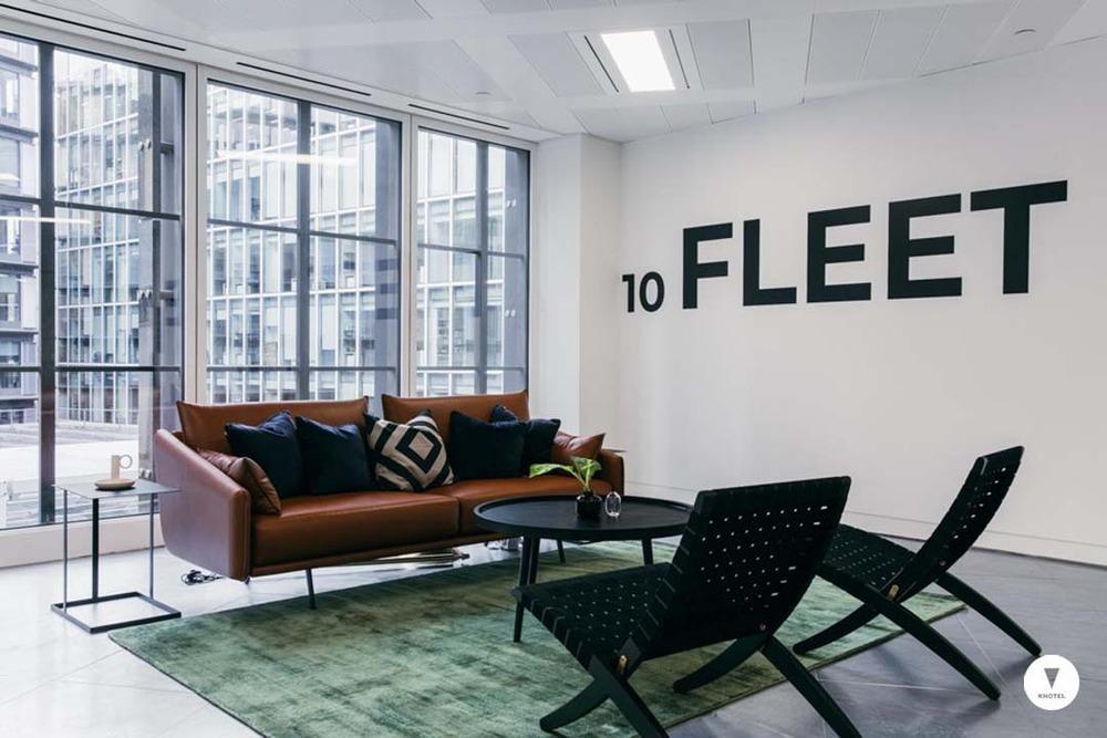 10 Fleet Place, EC4 - Holborn