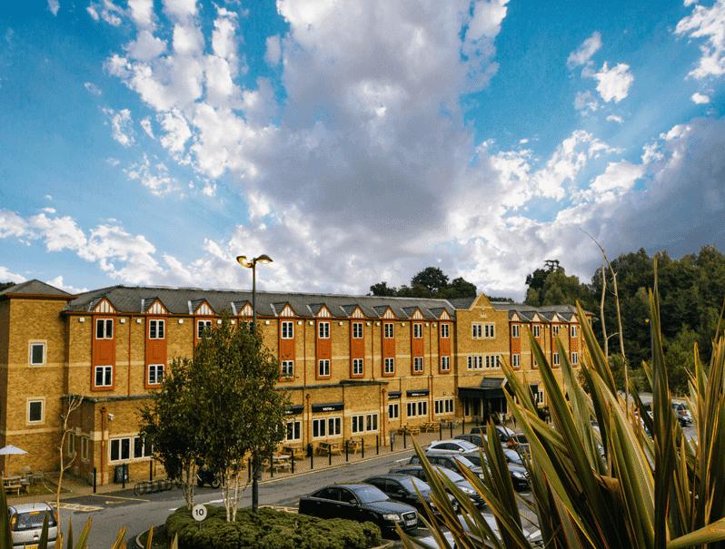 VWorks Maidstone @ Village Hotels - Castle View - Forstal Road, ME14 - Sanding - Maidstone