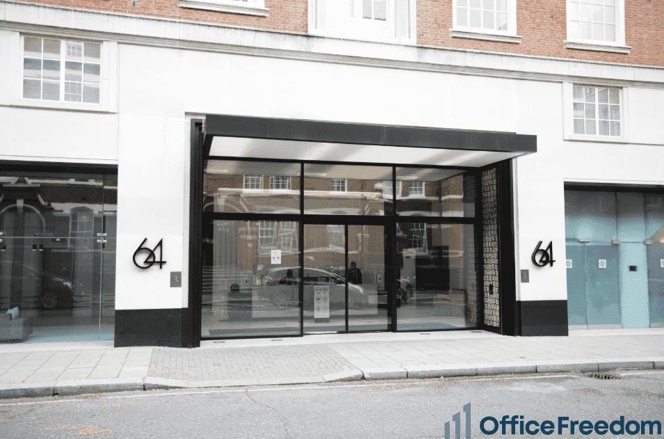 64 North Row, W1 - Mayfair