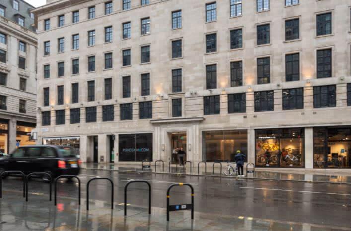 Regus - St Jamess Business Centre - Rex House - 12 Regent Street, SW1 - Piccadilly Circus