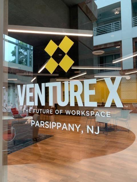 Venture X  - 8 Campus Drive - Parsippany