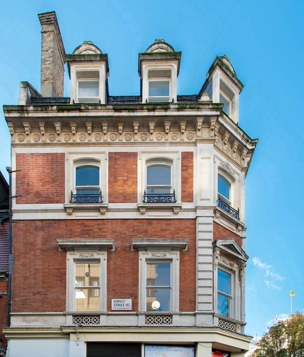 Canvas - 30 Binney Street, W1K - Mayfair