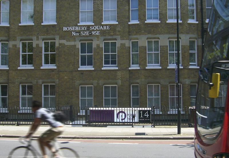 Rosebery Avenue, EC1 - Clerkenwell