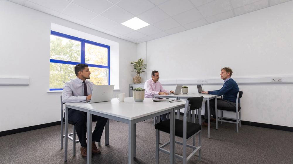 Office Space in Slyfield Industrial Estate 19 Moorfield Road
