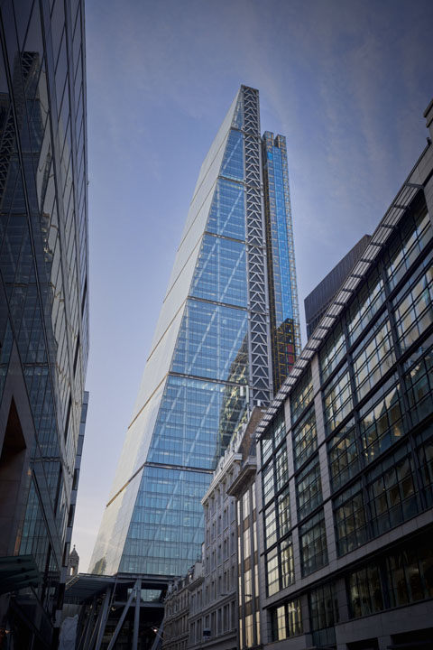 Servcorp - The Cheesegrater - 122 Leadenhall Street, EC3 - Bank (private, co-working)