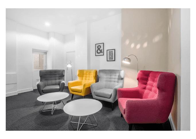 HQ - Bentinck House - 3 – 8 Bolsover Street, W1