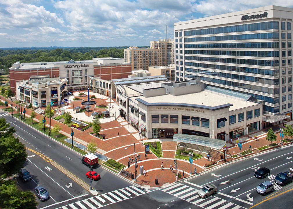 Metro Offices - Wisconsin Circle - Chevy Chase - MD