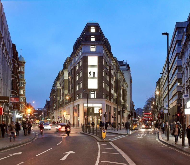 10 Bloomsbury Way, WC1 - Bloomsbury (private, co-working, hot-desk)
