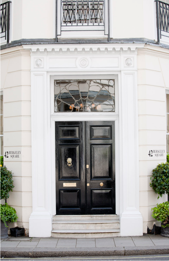 Pasley-Tyler & Co - 42 Berkeley Square, W1 - Berkeley Square (Incl 1-3 Hill St)