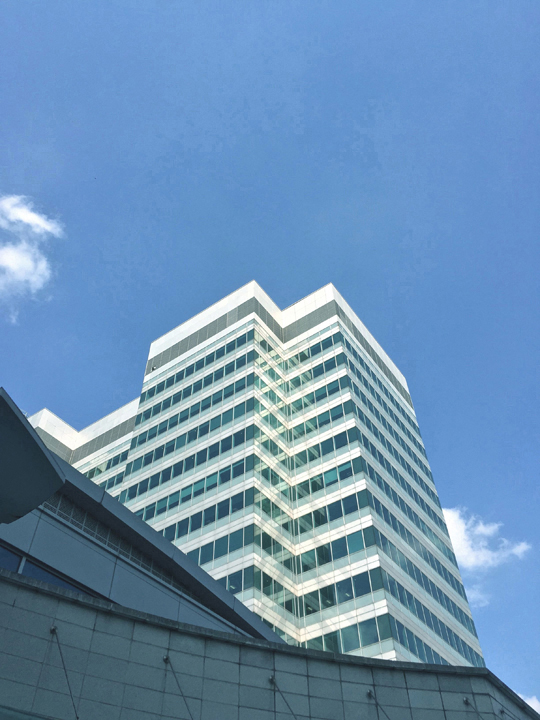 The South Quay Building - 189 Marsh Wall, E14 - Canary Wharf