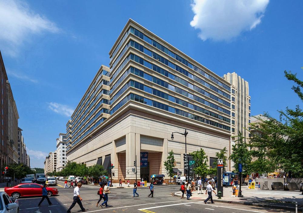 Metro Offices - One Metro Center - 12th Street NW - Washington DC