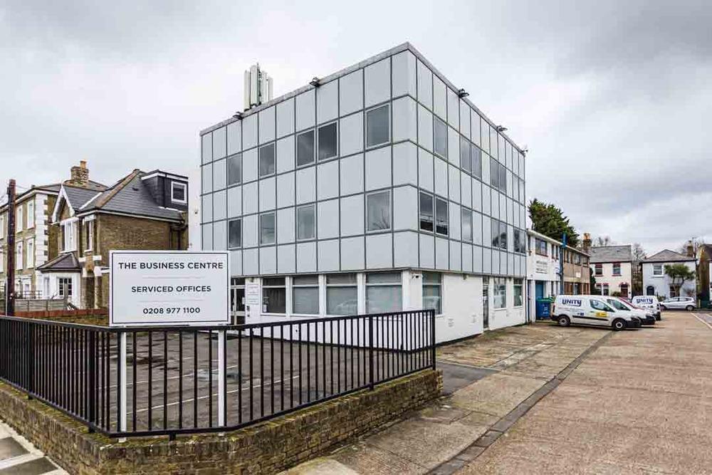 The Business Centre @ Crest House - Church Road - Teddington