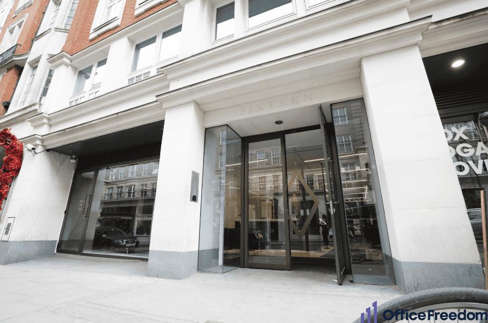 Beaumont Business Centres - 16 Berkeley Street, W1 - Mayfair
