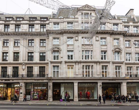 The Space - 120 Regent Street, W1 - Regent Street
