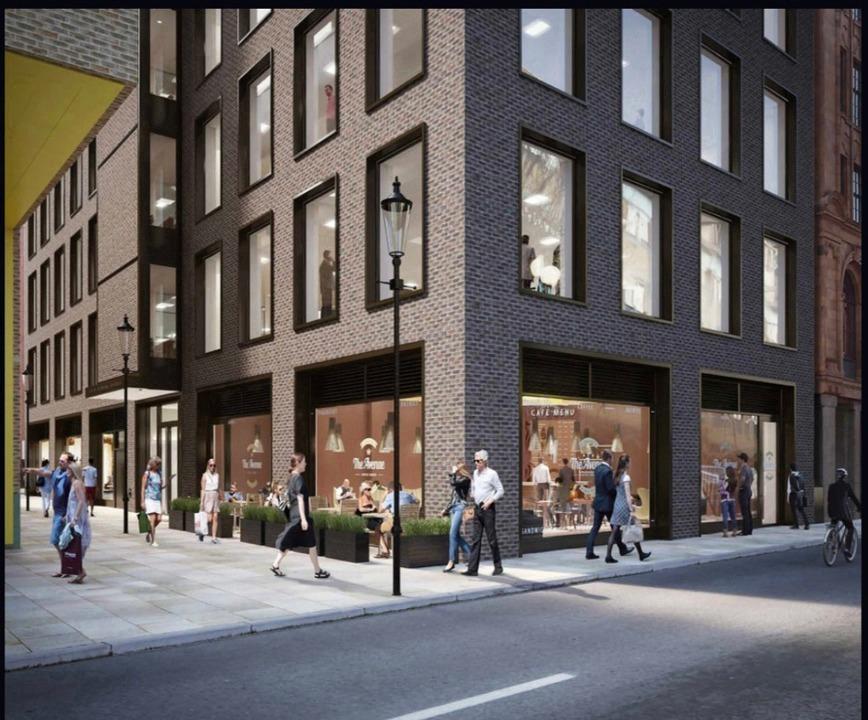 50 Sloane Avenue, SW3 - South Kensington