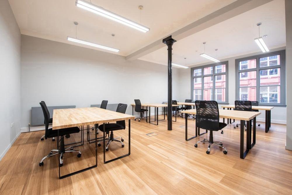 Brunel Offices - Ingleby House - 11-14 Cannon Street, B2 - Birmingham