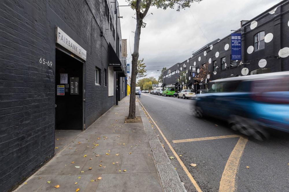 Access Office Suites - Fairbank Studios - Lots Road, SW3 - Chelsea