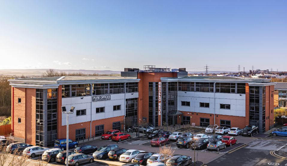 Pure Offices - Turnberry Park, LS27 - Morley - Leeds