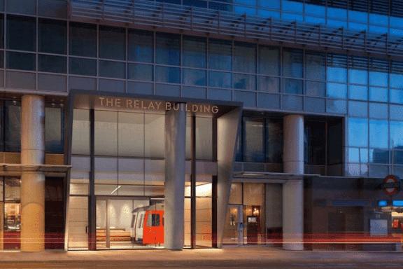 Relay Building - 114 Whitechapel High Street, E1 - Aldgate (private, co-working, hot-desk)