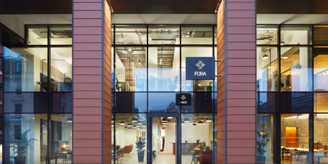 FORA Space - Thames Tower - Station Road, RG1 - Reading (private, co-working, hot-desk)