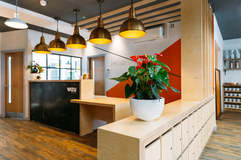 Wizu Workspace - 32 Park Cross Street, LS1 - Leeds (private, co-working, hot desk)
