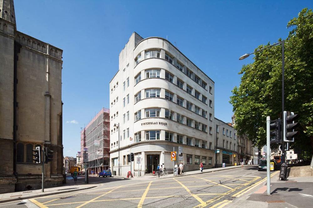 The Office (TOG) - St. Nicholas House - 31-34 High Street, BS1 - Bristol