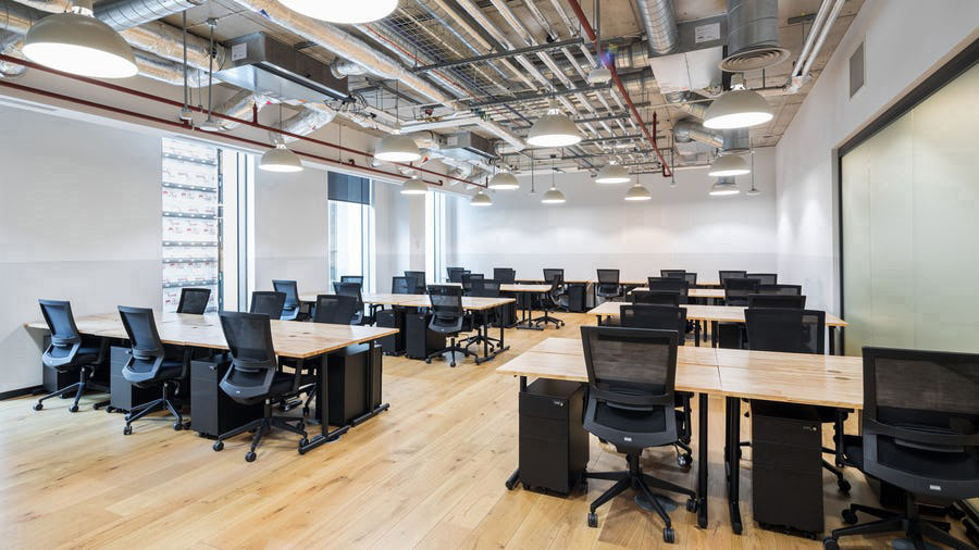 wework - 1 St Peter's Square, M2 - Manchester