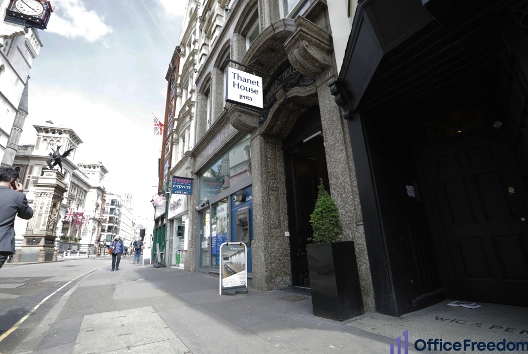 Lentaspace - Thanet House - 231-232 The Strand, WC2 - Strand