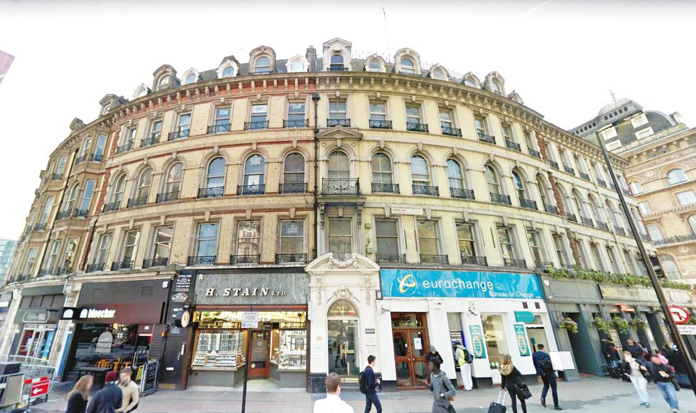 Brunel Offices - Buckingham Palace Road, Victoria, SW1A - London