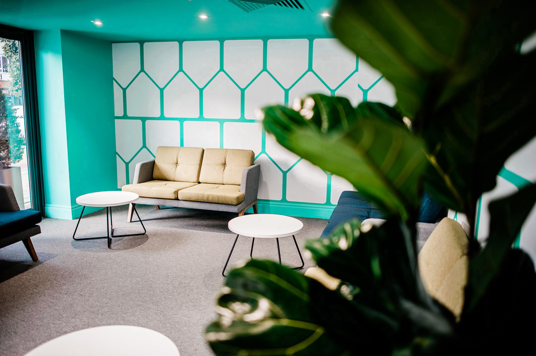 AreaWorks - 23 Beaufort Park - Aerodrome Road, NW9 - Colindale (serviced, co-working)