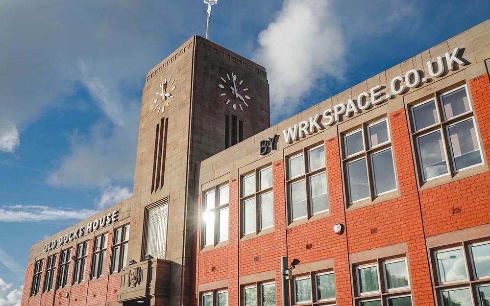 Wrkspace - Old Docks House - 90 Watery Lane, PR2 - Preston (private, co-working)