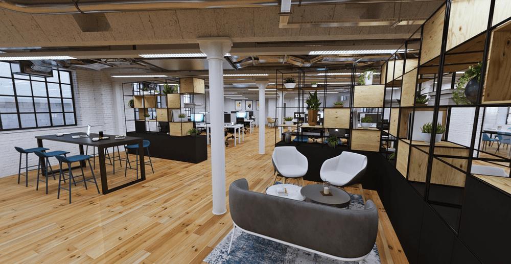 Kitt Offices (Managed 3,000sqft) - 1 Clink Street