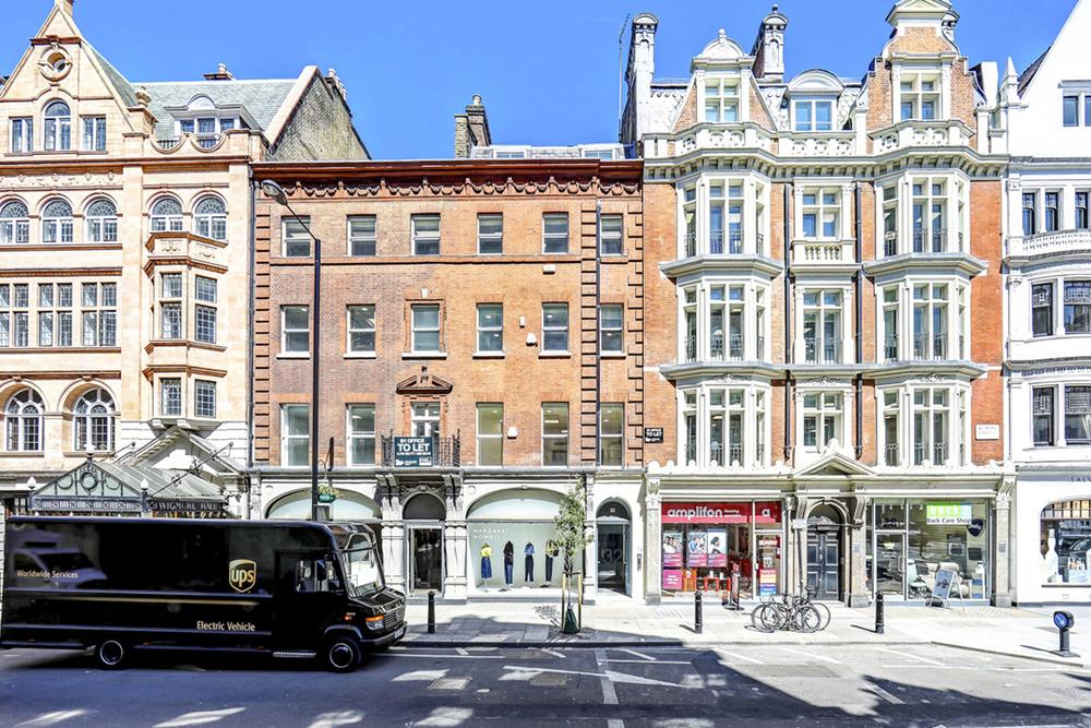 4,952sqft) - 32 Wigmore Street, W1U - Marylebone