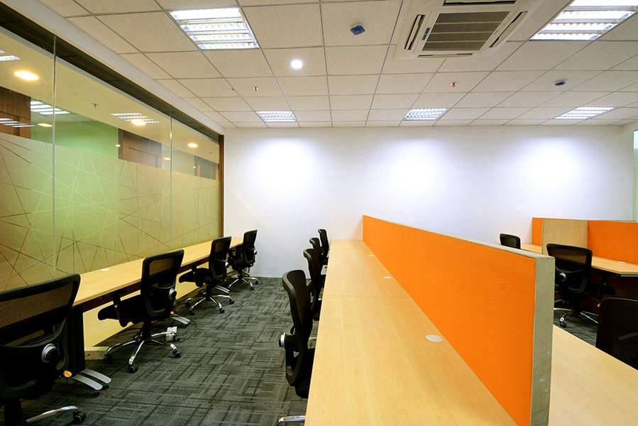 Accesswork - Level 4, MBC Infotech Park, Ghodbunder Road