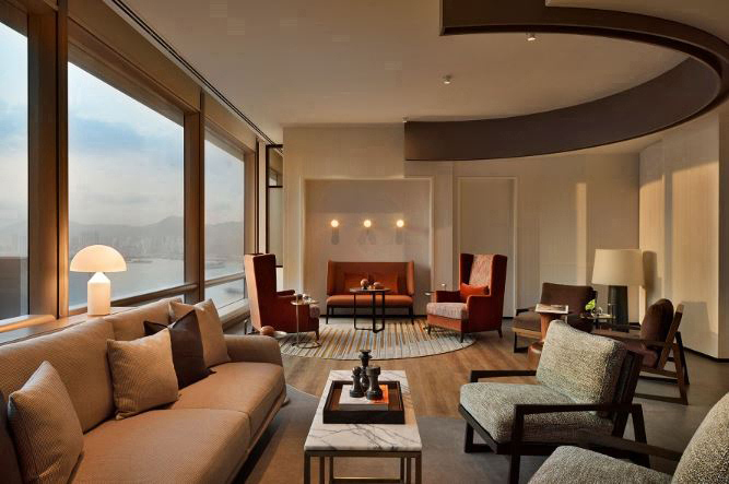 The Great Room - One Taikoo Place, Hong Kong