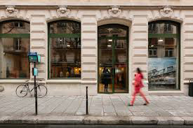 WeWork - 30 Terrasse Bellini, Paris