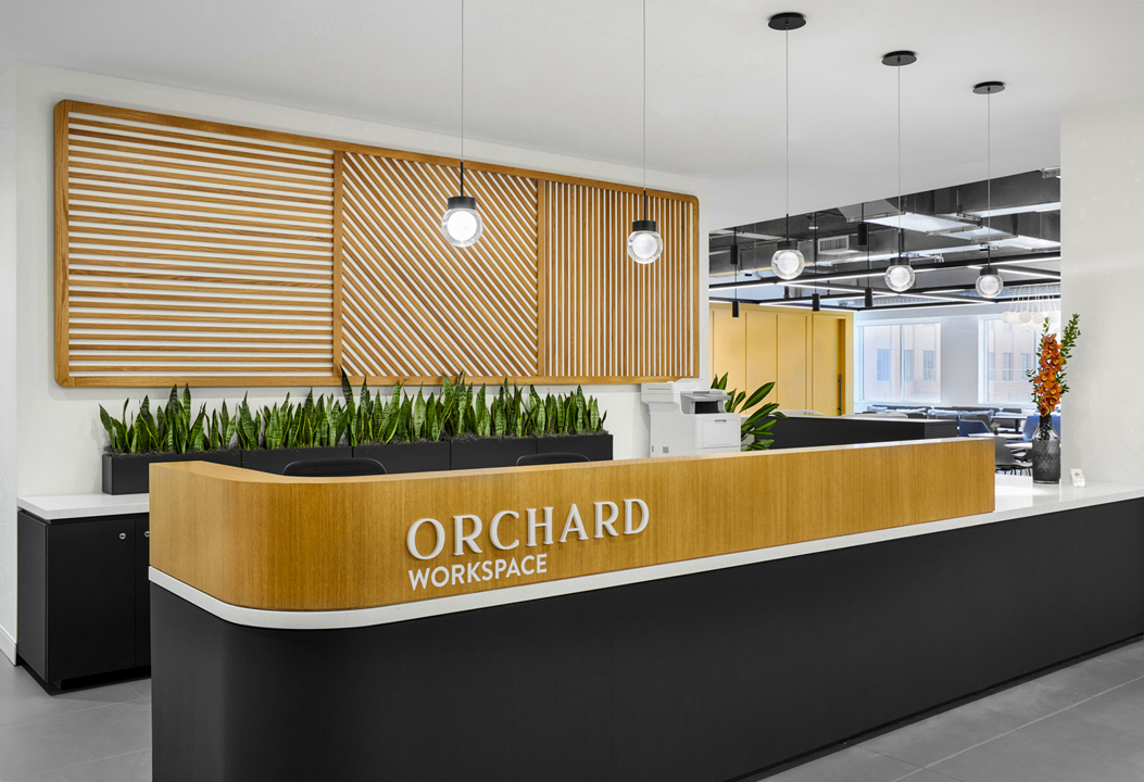 Orchard Workspace, MetroTech Center, Brooklyn