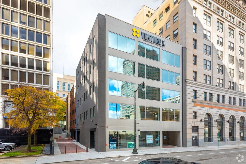 Venture X Detroit - Financial District
