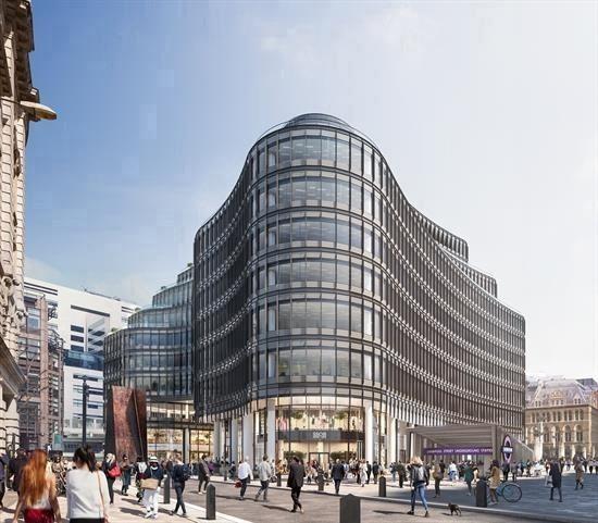 Storey - 100 Liverpool Street, EC2 - Broadgate