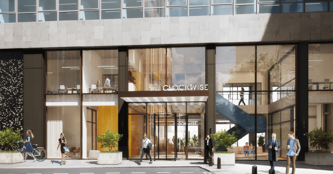 Clockwise Offices - Linley House, Dickinson Street, LM1 - Manchester