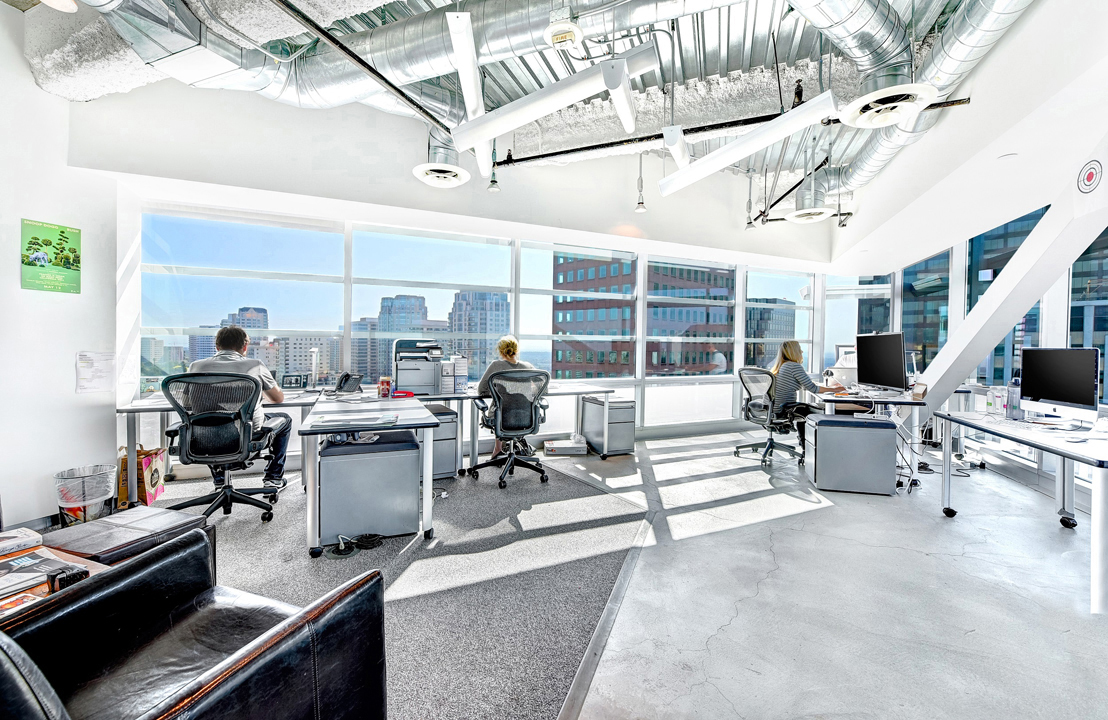 Industrious TechSpace, Glendon Ave, Los Angeles
