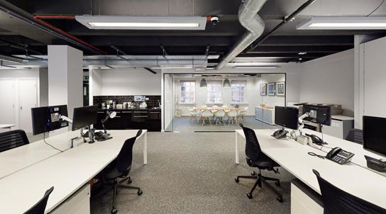 Kitt Offices(Managed) - 158-160 North Gower Street, NW1 - Euston