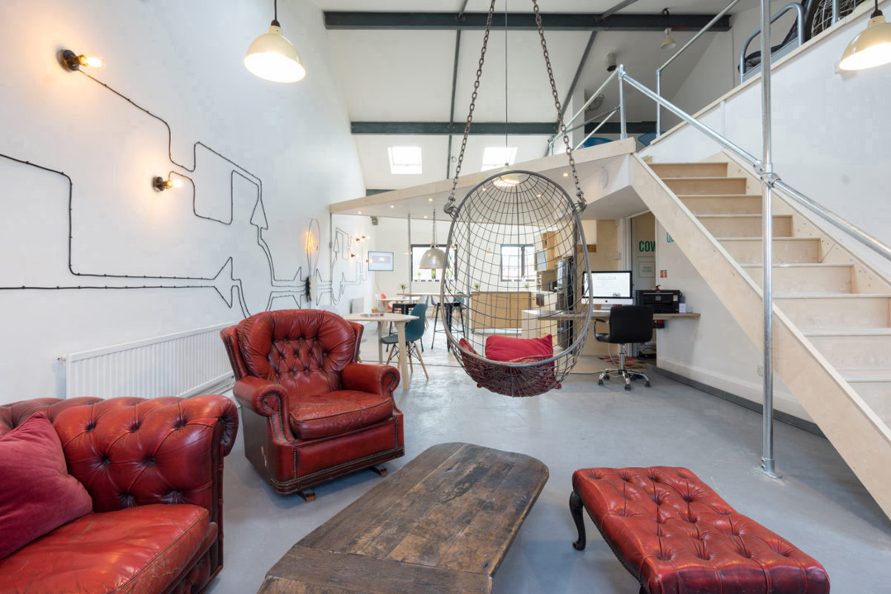 Space works - Redbrick House, 6 York Court, BS2 - Bristol