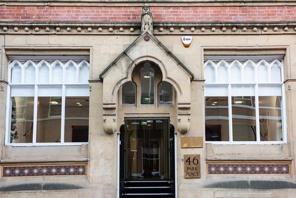 Wizu Workspace - 46 Park Place, LS1 - Leeds