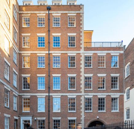 Great Portland Estates(Managed 1,378 - 2,210sqft - 16 Dufour's Place, London W1F - Soho